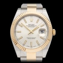 Rolex Datejust 41 Stainless Steel & 18k Yellow Gold Gents...