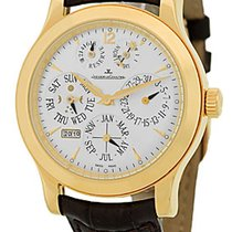 "Jaeger-LeCoultre Gent's 18K Rose Gold  ""Master Eight Days..."