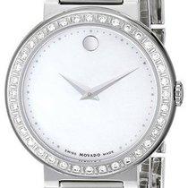 Movado Concerto Diamond Ladies Watch 0606421