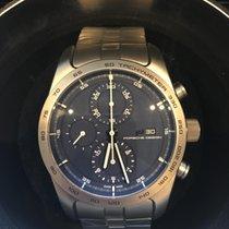 Porsche Design Chronotimer Titanyum 42mm Mavi
