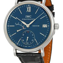 IWC Portofino Hand-Wound new 2019 Manual winding Watch with original box and original papers IW510106