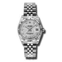 Rolex Lady-Datejust Steel 31mm Mother of pearl