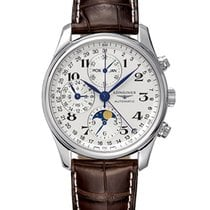 Longines L26734783 Steel 2020 Master Collection 40mm new United States of America, Florida, Boca Raton