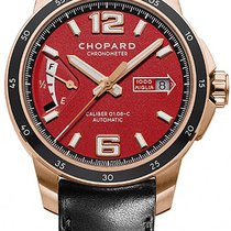 Chopard Rose gold Automatic Red new Mille Miglia