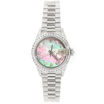 Rolex Lady-Datejust White gold 26mm Mother of pearl United States of America, Florida, Miami