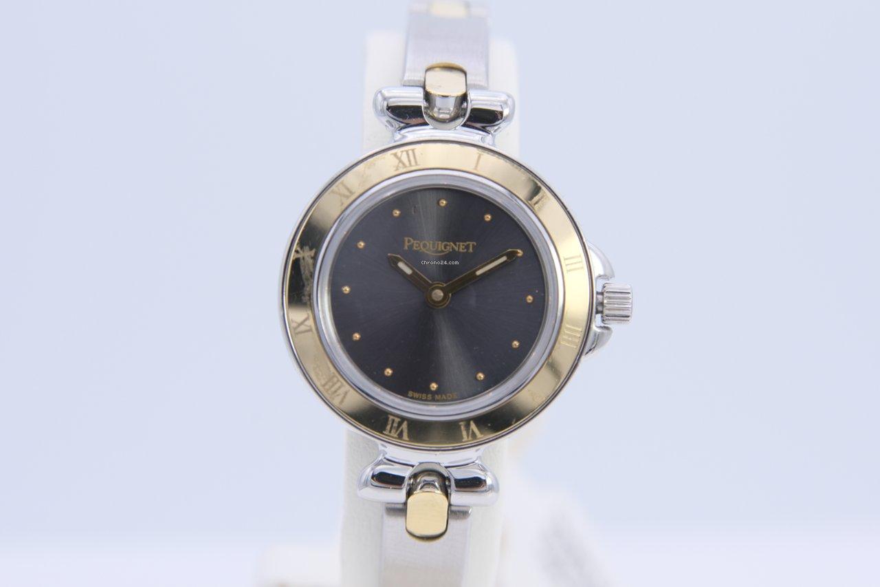 ef5c97c225 Pequignet Moorea | Acheter et comparer une montre Pequignet Moorea sur  Chrono24