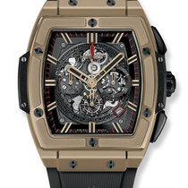 Hublot Chronograph 45mm Automatic 2017 new Spirit of Big Bang Black