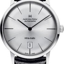 Hamilton Intra-Matic new Automatic Watch with original box and original papers H38455751