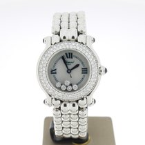 Chopard Happy Sport Steel M.O.PDial AftersetDiamonds (BOXonly2...