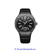 Piaget Titanium Automatic Black Arabic numerals 45mm pre-owned Polo FortyFive
