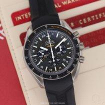 Omega Speedmaster HB-SIA Titane 44.2mm Noir