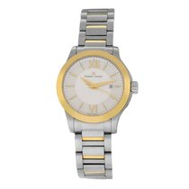 Maurice Lacroix Miros Gold/Steel 29mm Silver Roman numerals United States of America, New York, New York