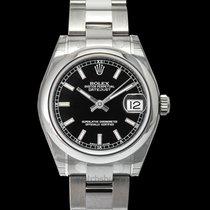 Rolex Lady-Datejust Acier Noir