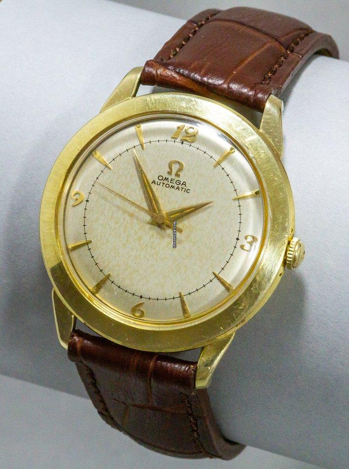 de6cc72632b Comprar relógios Omega Ouro amarelo