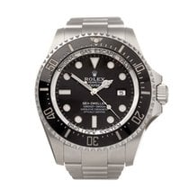 Rolex Sea-Dweller Deepsea Steel 44mm Black United Kingdom, Bishop's Stortford