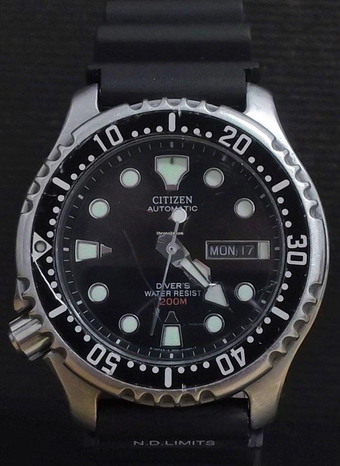 666771d4c6db Citizen Promaster NY0040 en venta por 125 € por parte de un Vendedor  privado de Chrono24