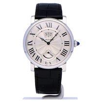 Cartier Rotonde de Cartier Stål 40mm Sølv Romersk