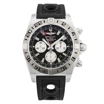 Breitling Chronomat GMT Steel 47mm Black Australia, Glen Iris