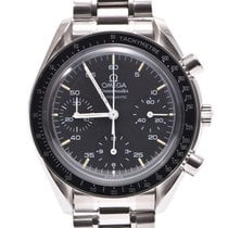 Omega Speedmaster Reduced Steel 37mm Black
