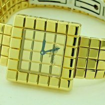 Chopard Ice Cube Yellow gold 25mm Gold No numerals United States of America, New York, Greenvale