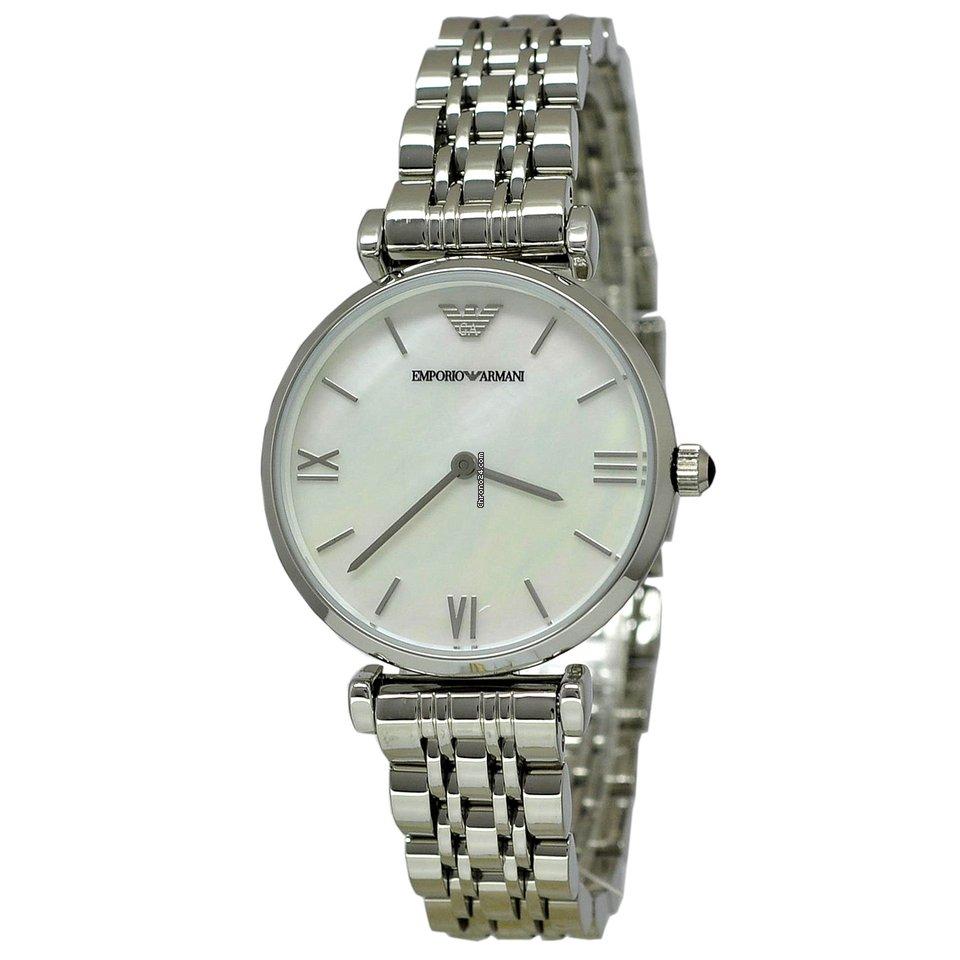 299f586d6691 Precios de relojes Armani mujer
