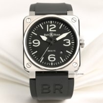 Bell & Ross Steel 42mm Automatic BR 03-92 pre-owned United Kingdom, London