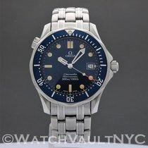 Omega 2561.80 Acciaio 1993 Seamaster Diver 300 M 36.2mm usato