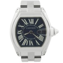 Cartier Roadster Steel 43mm Blue United States of America, California, Fullerton
