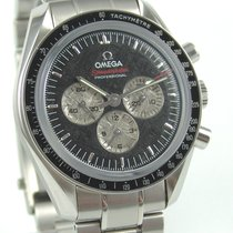 Omega 311.30.42.30.99.001 Steel 2018 Speedmaster Professional Moonwatch 42mm pre-owned