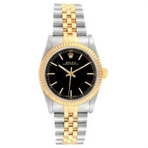 Rolex Oyster Perpetual 31 Gold/Steel 31mm Black United States of America, Georgia, Atlanta