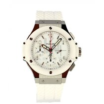 Hublot Big Bang 41 mm Steel 41mm White