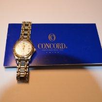 Concord Ocel 24mm Quartz 878939 použité