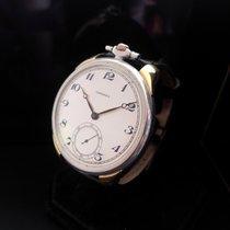 浪琴 unique marriage  wristwatch 非常好 銀 48mm 手動發條