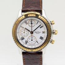 폴 피코 금/스틸 자동 중고시계