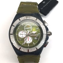 Technomarine Cruise Steel 45mm Green United States of America, Michigan, Farmington Hills