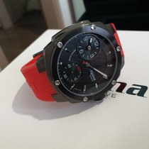 Alpina Ceramic Manual winding pre-owned Avalanche