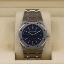 Audemars Piguet Royal Oak Jumbo Сталь 39mm Синий Без цифр
