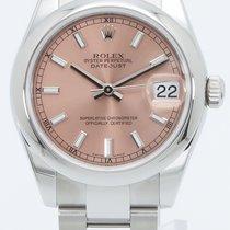 Rolex Lady-Datejust Acier 31mm Argent