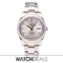 Rolex Datejust II 116334 2013 tweedehands