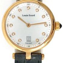 Louis Erard Acero 30mm Cuarzo Romance nuevo