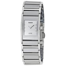 Rado Integral Ceramic 27mm Silver United States of America, Connecticut, Shelton