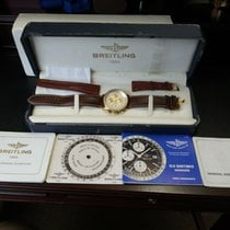 Breitling Old Navitimer Yellow gold 41mm White No numerals United States of America, California, Atascadero