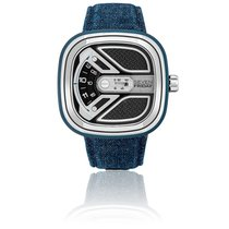 Sevenfriday M1 Steel 47.6mm Arabic numerals