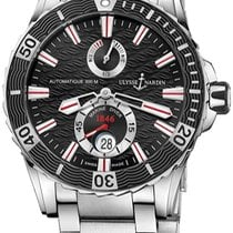 Ulysse Nardin Diver Chronometer Steel Black United States of America, New York, Brooklyn