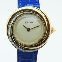 Cartier Trinity Oro y diamantes