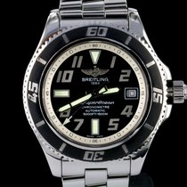 Breitling Superocean 42m A17364 2015 with warranty