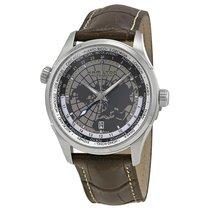 Hamilton Men's H32605581 Jazzmaster GMT Auto Watch