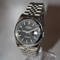 Rolex Datejust Oyster Perpetual - Stainless steel