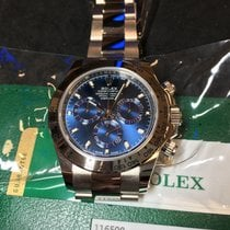 Rolex Daytona - 116509 - Blue Dial Racing - FULL SET NEW