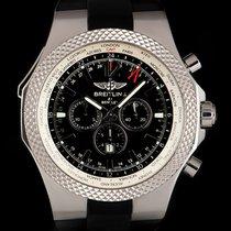 Breitling Bentley GMT tweedehands 49mm Staal